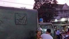 Ba  thanh niên xin bỏ qua không được, liền tấn công cảnh sát giao thông