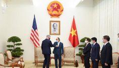 Cố vấn an ninh Mỹ: Quan hệ Mỹ-Việt đang phát triển tốt đẹp hơn bao giờ hết