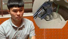 Bất ngờ lời khai của nghi phạm dùng súng cướp ngân hàng ở Bình Dương