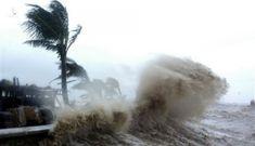 Áp thấp nhiệt đới vào Quảng Ngãi-Phú Yên, gió giật cấp 8