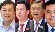 Chân dung 4 Bí thư Tỉnh ủy trẻ nhất cả nước nhiệm kỳ 2020-2025