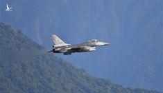 Đài Loan nêu lý do tiêm kích F-16 mất tích