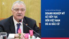'Doanh nghiệp Mỹ sẽ tiếp tục đến Việt Nam dù ai đắc cử'