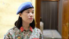 Nữ sĩ quan Việt Nam sẽ ứng tuyển nhiều vị trí ở Liên Hợp Quốc