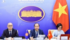 Quốc tế đánh giá cao vai trò Chủ tịch ASEAN 2020 của Việt Nam