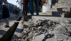 Hàng loạt vụ nổ lớn tại thủ đô Afghanistan