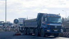 Đồng Nai: Xe ben vi phạm tông xe CSGT trên đường trốn chạy