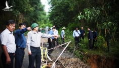 Bình Định dự kiến dời hơn 4.000 dân tránh bão số 10