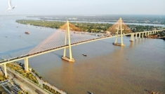 Thủ tướng phê duyệt xây cầu Rạch Miễu 2