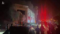 Cháy quán bar, 3 nữ dance tử vong khi dự sinh nhật bên trong