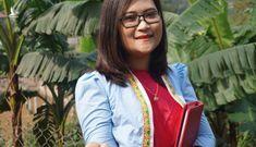 Cô giáo Mường từ 'vườn chuối' vươn ra thế giới