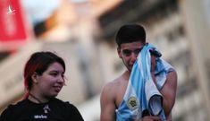 Argentina tổ chức Quốc tang 3 ngày cho Maradona, CĐV đau đớn khóc thương