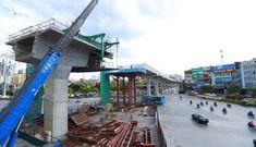 Đường sắt Nhổn – ga Hà Nội: Tổng công ty Xây dựng Lũng Lô có dấu hiệu thi công khống