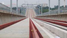 Sự cố dầm cầu Metro Số 1 được khắc phục