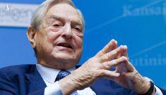 Tỷ phú George Soros lần đầu lên tiếng về cáo buộc thao túng bầu cử
