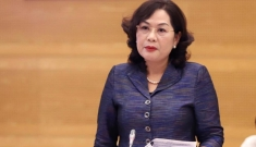 Chân dung ứng viên nữ thống đốc Việt Nam đầu tiên
