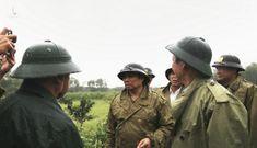 Đồng chí Phạm Minh Chính tới thăm và làm việc tại 3 tỉnh miền Trung