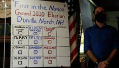 Nơi đầu tiên công bố kết quả bầu cử tổng thống Mỹ