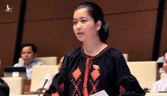 """""""Tôi đứng về phía phát ngôn của nữ đại biểu Ksor H'Bơ Khăp"""""""