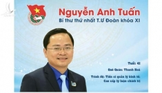 Anh Nguyễn Anh Tuấn được bầu làm Bí thư thứ nhất T.Ư Đoàn