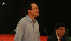 Bộ trưởng Phùng Xuân Nhạ: Phải rút kinh nghiệm sạn trong sách giáo khoa lớp 1