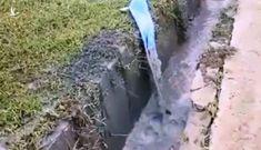 Lợi dụng mưa lũ, Nhà máy nhiệt điện Vũng Áng 1 bơm nước tro xỉ ra môi trường
