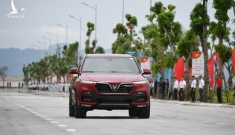 """VinFast tiếp tục đạt doanh số """"khủng"""", không có đối thủ trên thị trường xe hơi Việt"""
