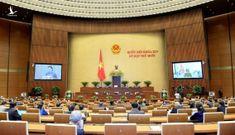 Quốc hội bắt đầu họp, quyết định một số nhân sự cấp cao