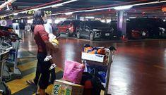 """Lãnh đạo sân bay Tân Sơn Nhất: """"Taxi công nghệ đang hoạt động trái phép"""""""