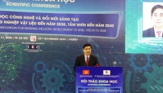 Phó trưởng ban Kinh tế Trung ương: Cái gì cũng nhập, nguy cơ thành quốc gia làm thuê