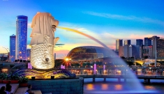 GDP Singapore giảm gần 6% quý III