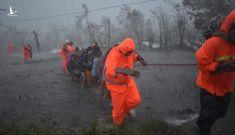 Bão Vamco gây lụt lớn ở Philippines