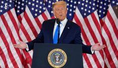 Trump thông báo về 'những vụ kiện lớn'