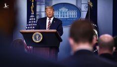 Tổng thống Trump tiếp tục cáo buộc gian lận bầu cử