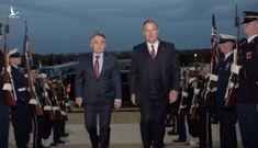 3 quan chức Bộ Quốc phòng Mỹ bất ngờ từ chức