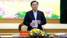 Bí thư Vương Đình Huệ quyết tâm siết kỷ luật trong năm đầu tiên của nhiệm kỳ