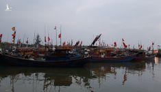 Thanh Hóa ra công điện khẩn cấm biển từ 19h ngày 13/11