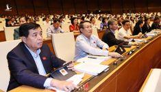 Quốc hội thông qua nghị quyết tổ chức chính quyền đô thị tại TP.HCM