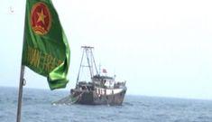 """Bộ đội Biên phòng đuổi hai tàu cá """"lạ"""" xâm phạm vùng biển Việt Nam"""