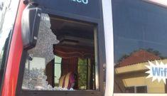 Khởi tố Cường 'Dụ' và 2 đàn em vụ ném vỡ kính xe khách