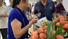 """Hàng Việt """"bì bõm"""" vào siêu thị ngoại"""