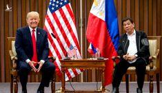 Tổng thống Philippines đe dọa Mỹ