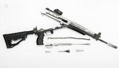 Nga ra mắt mẫu súng AK khác xa truyền thống