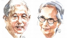 GS Trần Thanh Vân & GS Lê Kim Ngọc – Những trái tim thổn thức cùng Tổ quốc