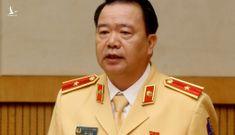 Cục trưởng CSGT: 'Sẽ giảm tối đa cảnh sát trên đường'