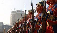 Một đế quốc hùng mạnh nhưng luôn lo sợ bị Trung Quốc thôn tính