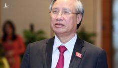 Thường trực Ban Bí thư Trần Quốc Vượng và nỗi trăn trở giữ uy tín cho Đảng