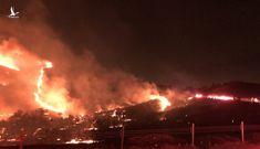 Cháy tại căn cứ thủy quân lục chiến Mỹ, sơ tán 7.000 người ngay lễ Giáng sinh