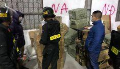 Quảng Ninh: Công an triệt phá đường dây buôn lậu cực lớn ở khu vực cửa khẩu, thu giữ 500 tấn hàng