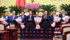 Hà Nội có 5 tân Phó chủ tịch thành phố